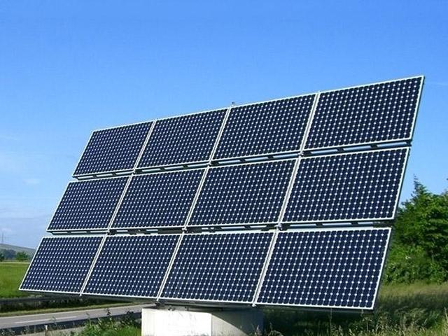 分布式太阳能光伏电站系统